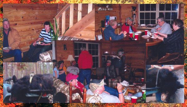 The Backwoods Lodge And Cabins In Mena Arkansas With